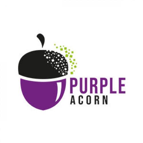 Purple Acorn